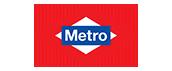 Metro de Madrid Logo